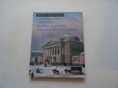 «Ledoux, maitre à penser des architectes...