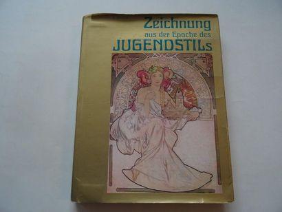 «Zeichnung aus der Epoche des Jugendstils»,...
