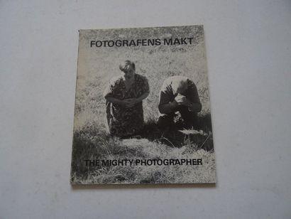 """Fotografens makt: The mighty photographer"", Mats B. / Carl-Erik Ström; Ed. Kalejdoskop..."