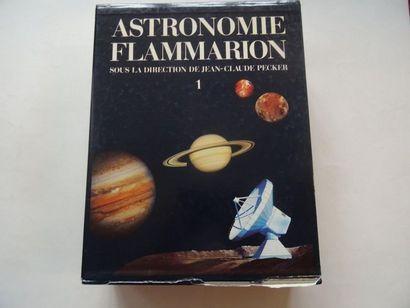 «Astronomie Flammarion» [vol 1 et 2], Œuvre...