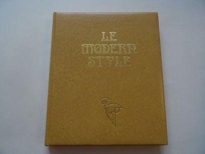 «Le Modern style», Laurence Buffet-Challié;...