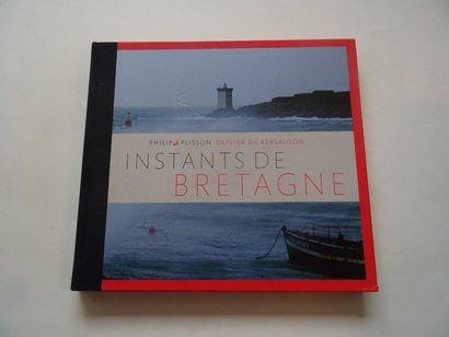 «Instants de Bretagne», Philipe Plisson,...