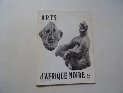 «Arts d'Afrique Noire» [trimestrielle n°...