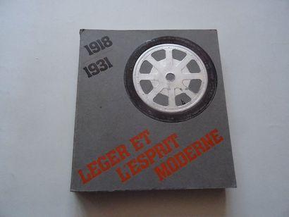 «Léger et l'esprit moderne: 1918-1931»,...