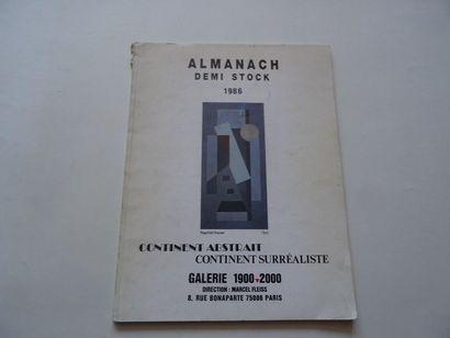 «Continent abstrait, continent surréaliste»...