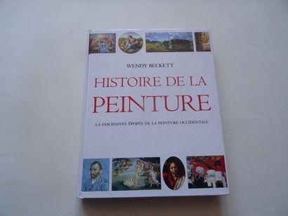 «Histoire de la peinture», Wendy Beckett;...