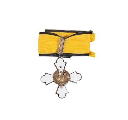 GRECE ORDRE DU PHENIX, créé en 1926. Croix...