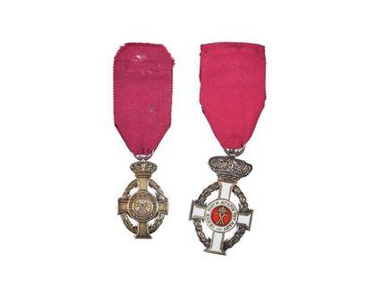 GRECE ORDRE DE GEORGES Ier, créé en 1915....