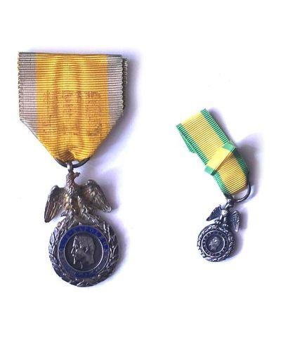 FRANCE Médaille militaire créée en 1852....