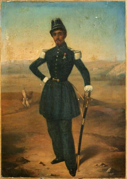 H.ROBILLARD. Ecole FRANÇAISE du XIXè siècle.