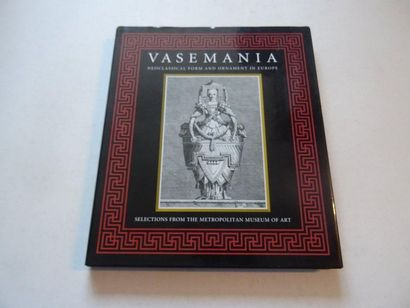 «Vasemania: Neoclassical form and ornament...