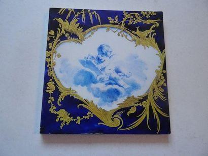 «Porcelaine de Vincennes», [catalogue d'exposition],...