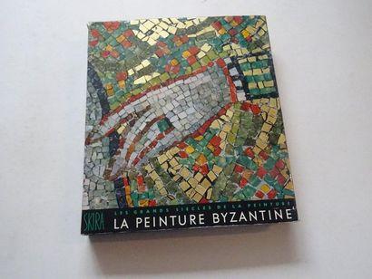 «La peinture Byzantine», André Grabar;...