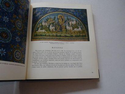 «La peinture Byzantine», André Grabar; Ed. Skira, 1953, 204 p. (état d'usage...