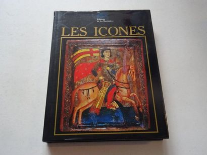 «Les icones», Œuvre collective ; Ed. Editions...
