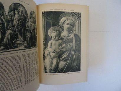 «La peinture au musée du Louvre», [tome 1 et 2], Œuvre collective sous la direction...