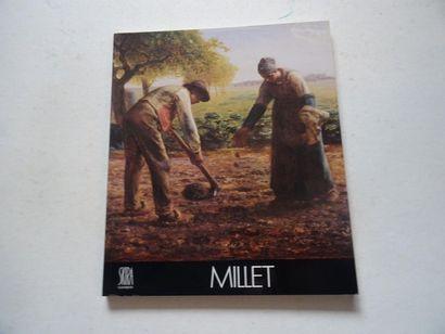 «Millet», André Fermigier; Ed. Skira,...