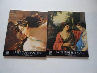 «La peinture Française: XVII ième siècle»,...