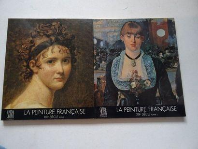 «La peinture Française: XIX ième siècle»,...