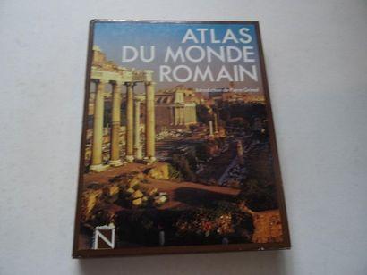 «Atlas du monde Romain», T. Cornell et...