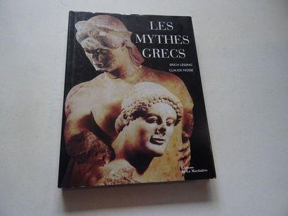 «Les mythes Grecs», Erich Lessing, Claude...
