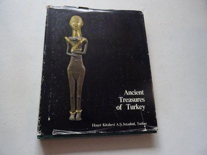 «Ancient treasures of Turkey», Ilhan Aksit;...