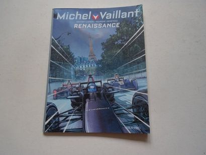 «Michel Vaillant: Renaissance», Graton,...