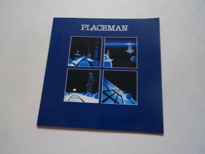 «Placeman », [catalogue d'exposition], Œuvre...