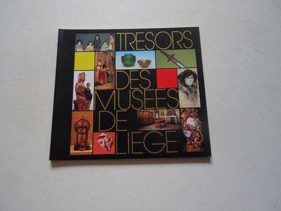 «Trésors des musées de Liège», [catalogue...
