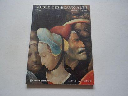 «Musée des beaux-arts de Gand», Robert...