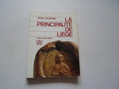 «La principauté de Liège», Jean Lejeune;...