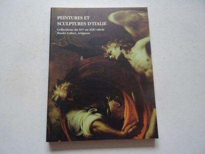 «Peintures et sculptures d'Italie: Collections...