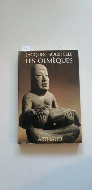«Les Olmèques», Jacques Soustelle; Ed....