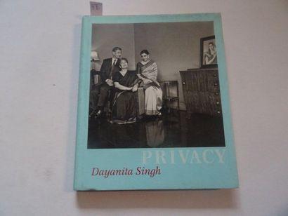 «Privacy», Dayanitah Singh; Ed. Steidl,...