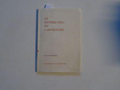 «Le rendez-vous du labyrinthe», E. Haumesser;...