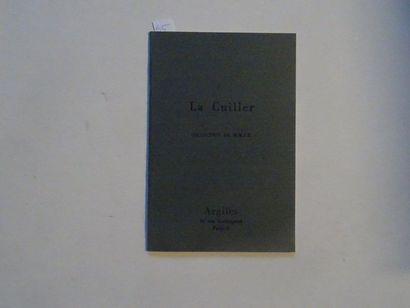 «La Cuiller: Collection de M.H.F.R», [catalogue...