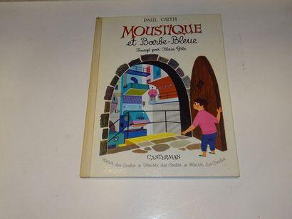 «Moustique et barbe-bleue», Paul Guth;...