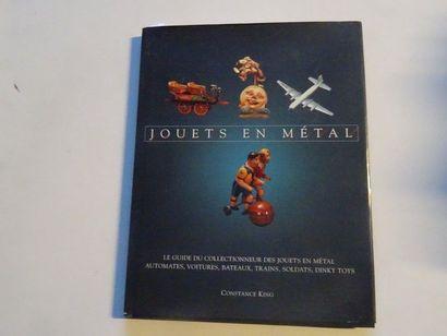 «Jouets en métal», Constance King; Ed....