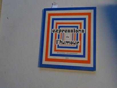 «Expression de l'humour», [catalogue d'exposition],...