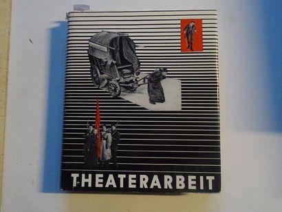 «Theaterarbeit», Ruth Berlau, Bertolt Brecht,...
