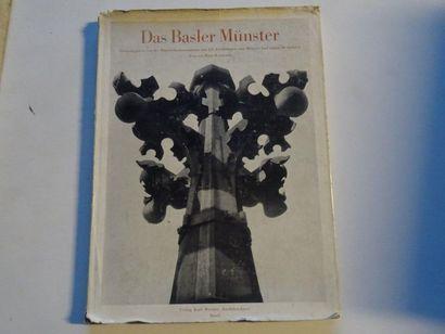 «Das Basler Münster», Hans Reinhardt;...