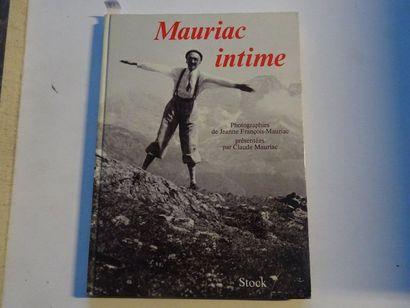 «Mauriac intime», Claude Mauriac, Jeanne...