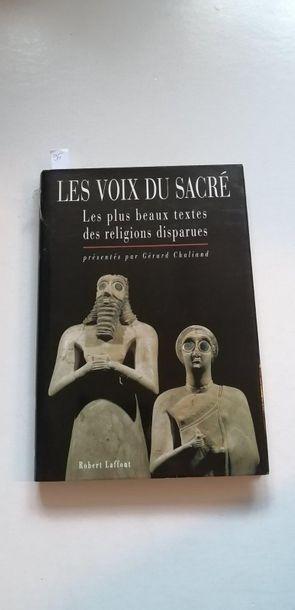 «Les voix du sacré: Les plus beau textes...
