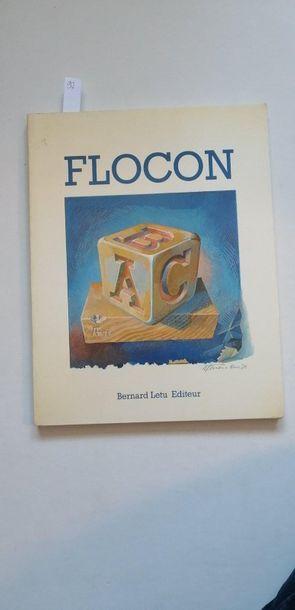 «Flocon», Œuvre sous la direction de Bernard...
