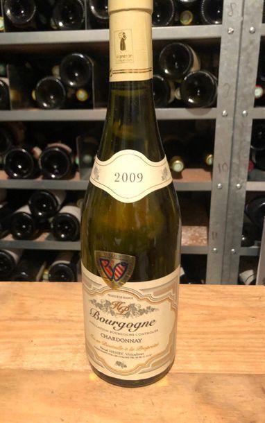BOURGOGNE  / 2009 / 6 BOUTEILLES DE  BLA...