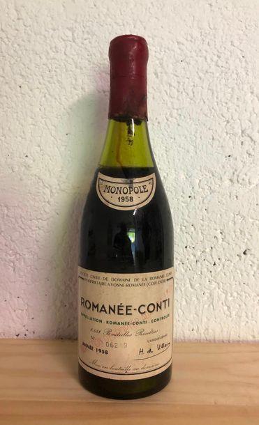 ROMANEE CONTI / 1958 / 4,5 cm