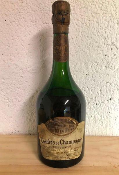 COMPTE CHAMPAGNE  / 1961 / BAS NIVEAU  /...