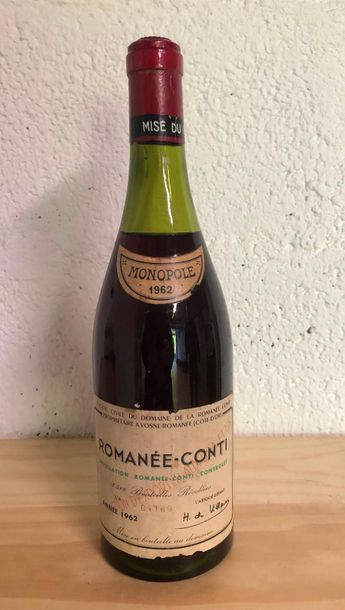 ROMANEE CONTI / 1962  / 5,0cm /