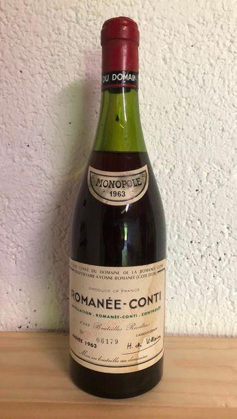 ROMANEE CONTI / 1963  / 5,0cm