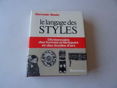 «Le langage des styles: Dictionnaire des...